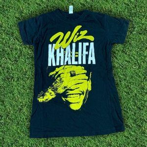 🏁  Wiz Khalifa Tour T-Shirt 🏁